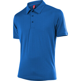 Löffler Transtex Single CF Polo Homme, curacao